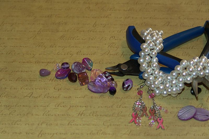 Jewelry Making with Raymond